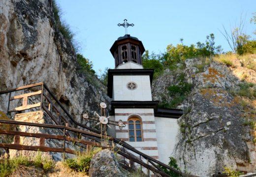 Басарбовският скален манастир празнува храмов празник днес