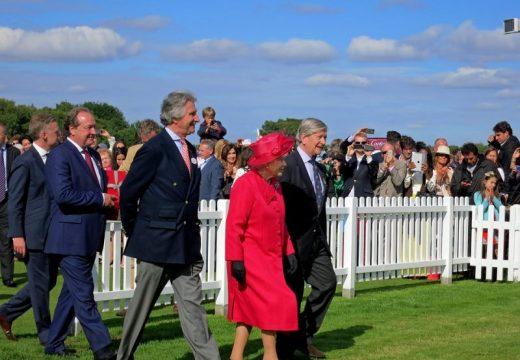 Кралица Елизабет II отмени всички събития в двора до края на 2020 г.