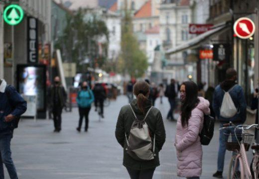 Сблъсъци между противници на карантинните мерки и полицията в Любляна