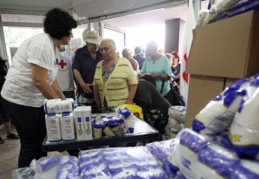 Удължава се срокът за раздаването на хранителни продукти за най-нуждаещи се