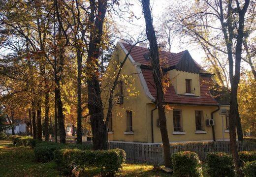 Приказната къща на вълшебника-градинар в Бургас