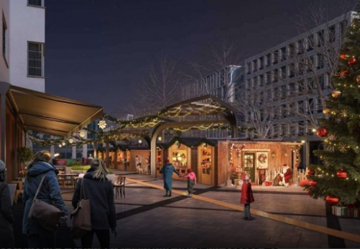Три коледни базара отварят врати в София