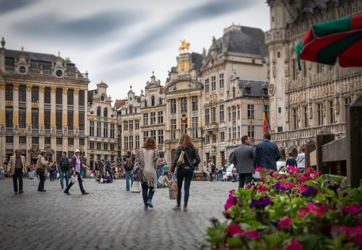 Белгия въвежда пълна карантина от днес