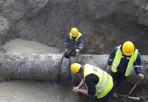 Голяма авария остави без парно и топла вода няколко района в София