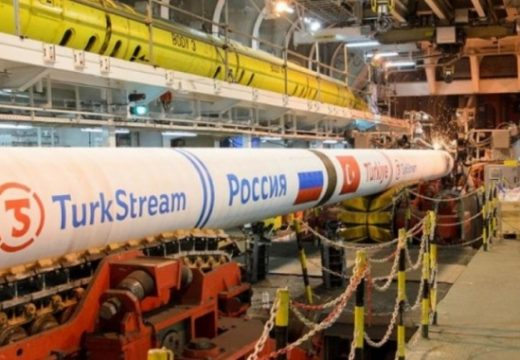 """Приключи строителството на газопровода """"Балкански поток"""""""