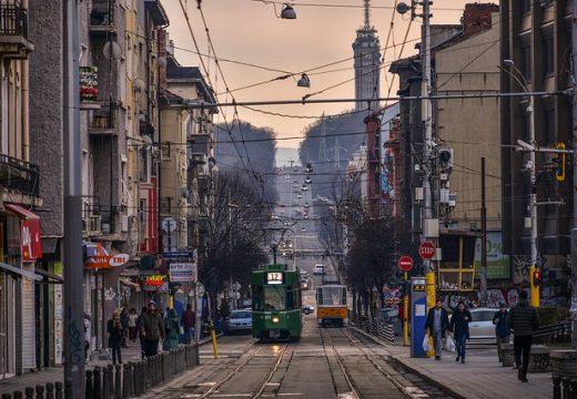 София на 9-о място по мръсен въздух в света тази сутрин