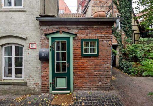 Продават къща от 7 кв. м за 77 777 евро