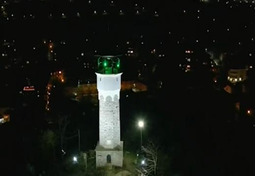 Реставрираха часовниковата кула в Пловдив