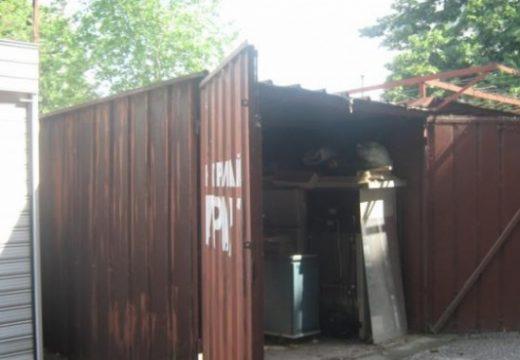 Започна премахването на гаражни клетки в 9 столични района
