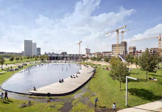 Анализ на избраните примери от световната градоустройствена практика