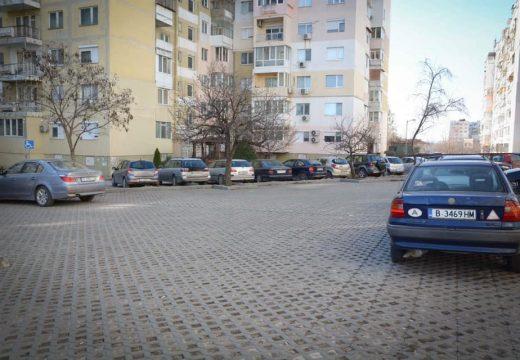Изградиха два големи паркинга във Варна