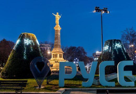 Немска фирма ще чисти Паметника на свободата в Русе