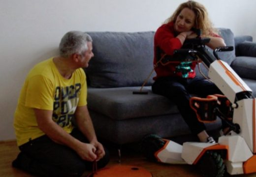 Български робот се бори за световно признание
