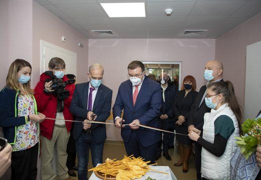 """Откриха пребазираната клиника по неврология и хемодиализа към старозагорската УМБАЛ """"Проф. д-р Стоян Киркович"""""""