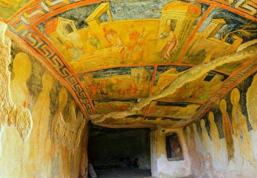 Честваме  800 години Ивановски скални църкви