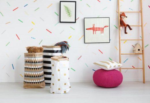 Практични идеи за декориране на детската стая