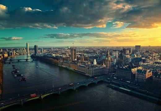 Лондон оглави класацията за най-добри градове за живеене за 2021 г.
