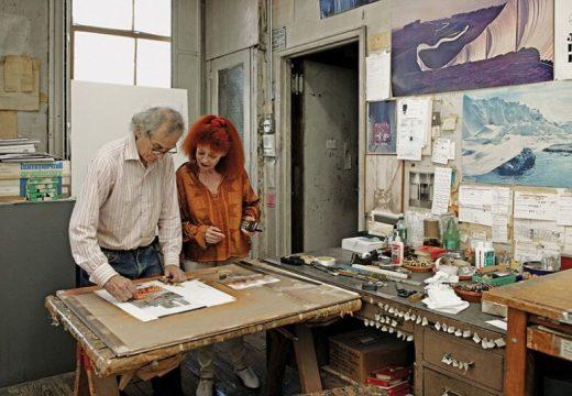 Сотбис кани в личния свят на Кристо и Жан-Клод