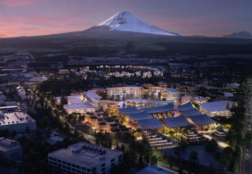 Toyota строи Woven City (+ Видео)