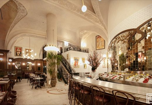 Нов ресторант в Ню Йорк, дело на българин и французин