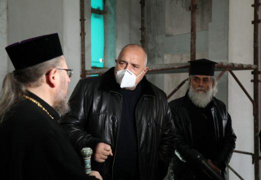 Борисов: Строим църкви и джамии, за да има етническа толерантност