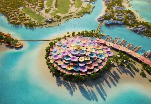 Представиха първия мегакурорт в Червено море – Coral Bloom