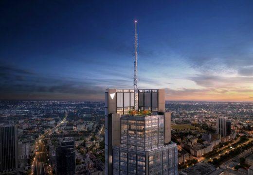 Най-високата сграда в Европа вече не е в Германия