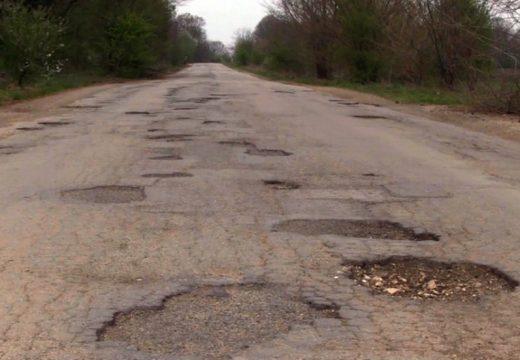 Затварят за ремонт пътя Русе – Кубрат за всички автомобили в понеделник