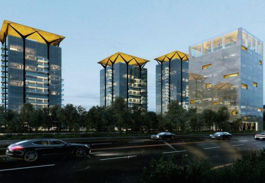 Зелена офис сграда в Румъния получи заем от 50 милиона евро