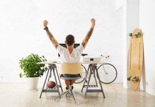 5 лесни стъпки за по-добра концентрация, докато работите от вкъщи