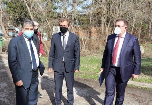 Започва строеж на нов Спешен център към болницата в Бяла