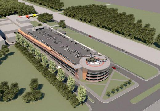Ще има ли хеликоптерна площадка за Университетската болница в Пловдив?