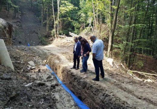 Започва реконструкция на водопровод до пречиствателната станция в с. Стоките