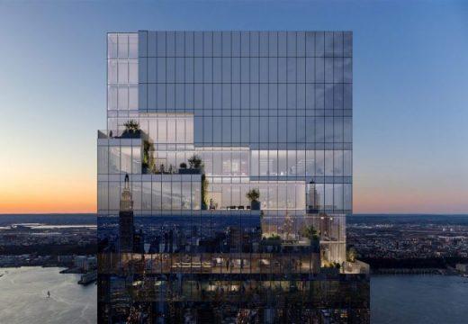 Нов небостъргач в Ню Йорк става седалище на Pfizer