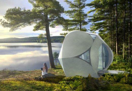 Първата 3D принтирана къща, която струва колкото автомобил, вече е факт