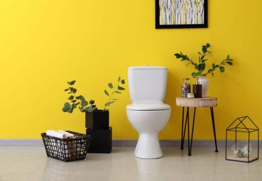 22 идеи за модерна баня в цветовете на годината