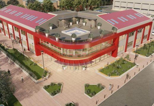 Русенският университет строи учебен комплекс до края на 2021 г.