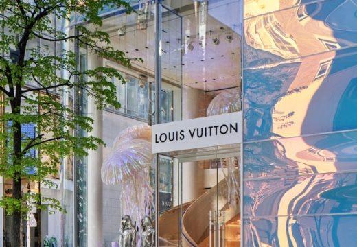 Виртуозна трансформация: Louis Vuitton в Токио