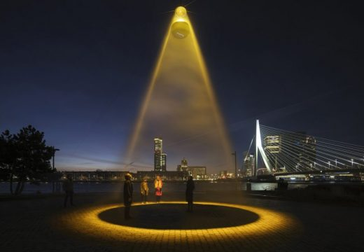 Създадоха лампа, която бори коронавирус на открито