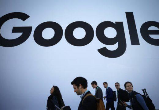 Google разкрива 10 000 нови работни места