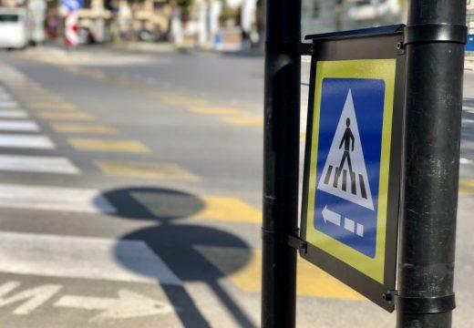 Изградиха интелигентни пешеходни пътеки във Варна