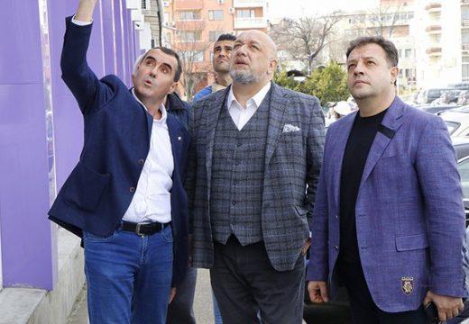 Започва ремонт на стадион във Велико Търново