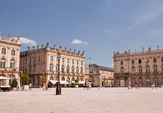 Нанси – перлата на Франция и уникалният му площад