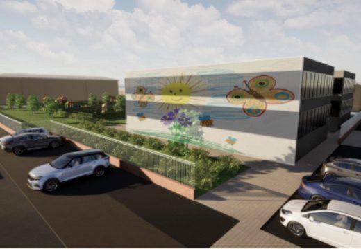 В Костинброд строят нова детска градина