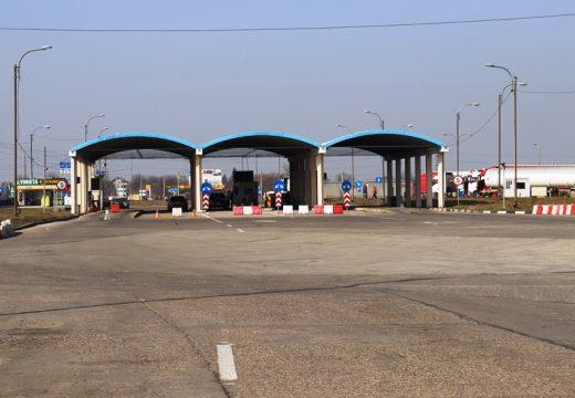 """Нов терминал облекчава преминаването през """"Дунав мост"""""""