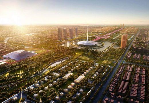 Градовете на бъдещето – от градски паркове до технологични утопии
