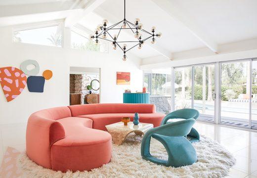Архитектурен шедьовър се превърна в перфектната къща за Instagram