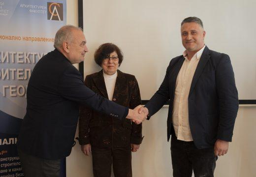 Над 20 главни архитекти в България са възпитаници на ВСУ