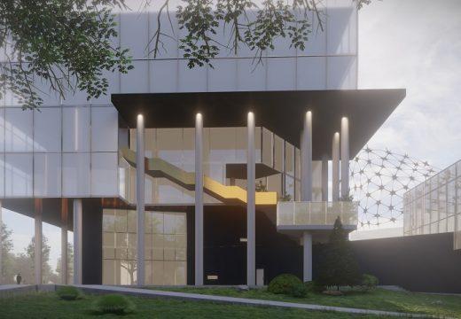 Млади архитекти впечатляват с ефектни проекти на сгради