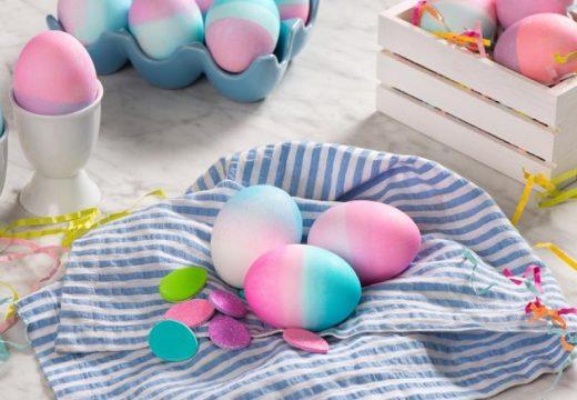5 бързи и лесни идеи за красиви великденски яйца